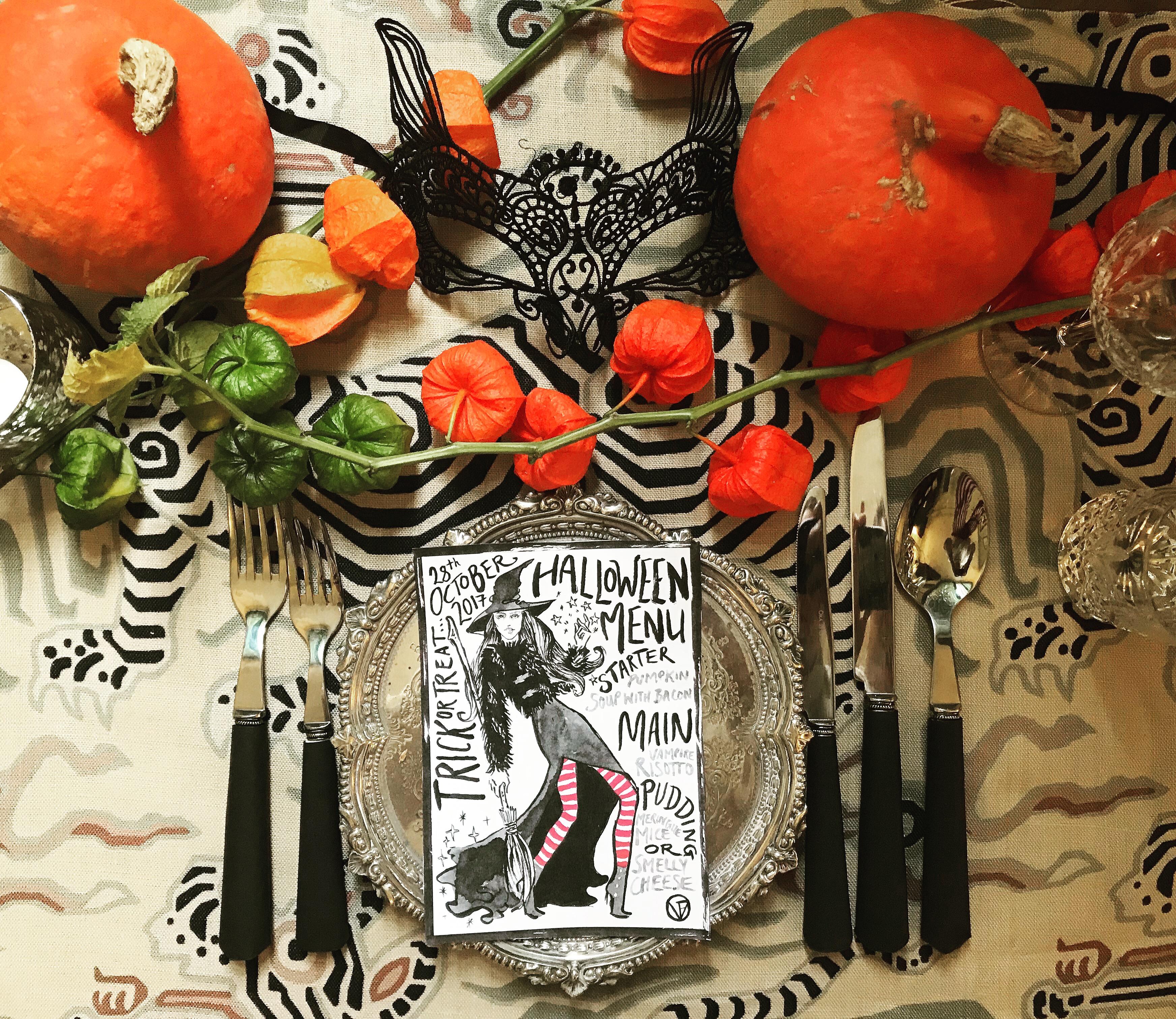 Halloween - Victoria FitzRoy