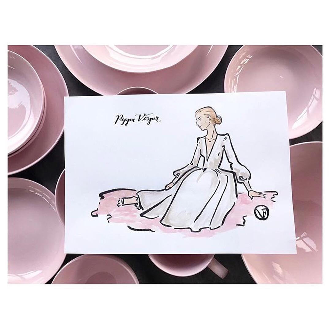 Pippa Vosper - Victoria FitzRoy