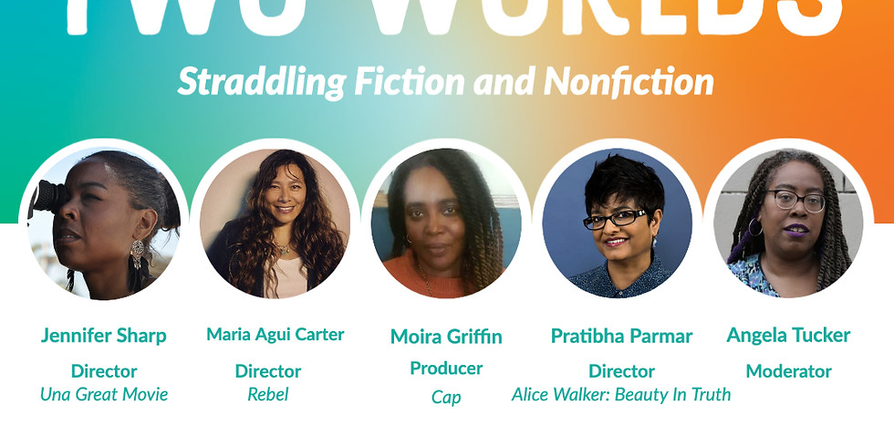 Between Two Worlds: Straddling Fiction and Nonfiction