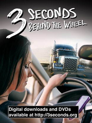 3 Seconds Behind the Wheel