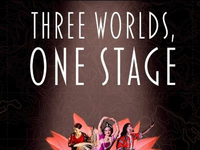 Three Worlds, One Stage