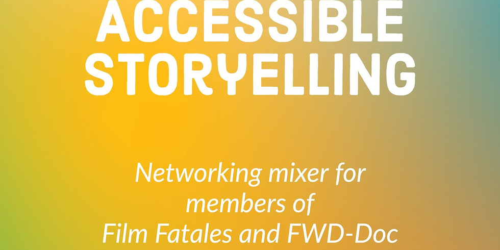 Accessible Storytelling