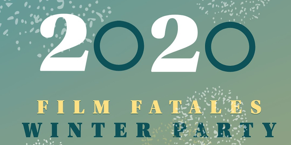 Film Fatales Winter Party