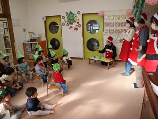 クリスマス会(その1)