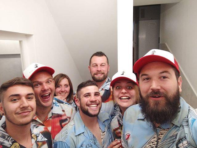 l'équipe de la cantine 17