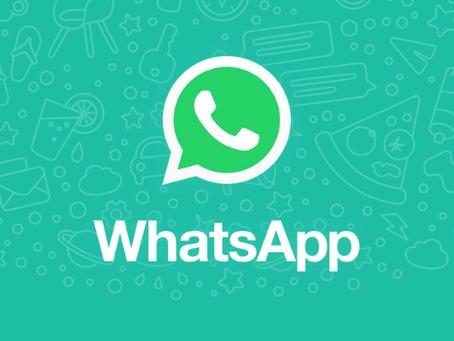 Órgãos recomendam que WhatsApp adie entrada em vigor da nova política de privacidade