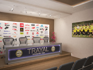 Fudbalski klub Trayal - Kruševac, Srbija