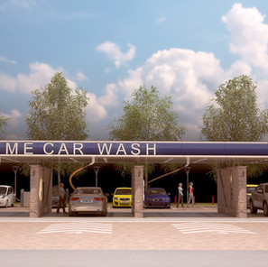 Car wash Extreme - Belgrade, Serbia