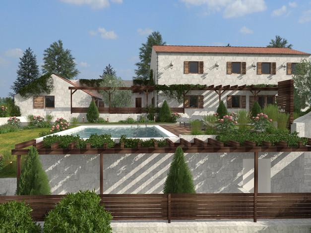 Kuća - Janjina, Hrvatska