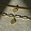 Thumbnail: Bracelet Mia, 'Moments', Acier inoxydable, Argent
