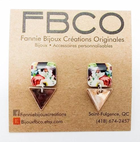 Boucles d'oreille FBCO ''Lustra''