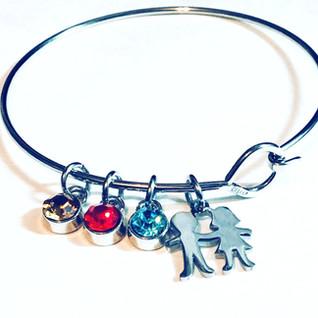 Bracelet famille