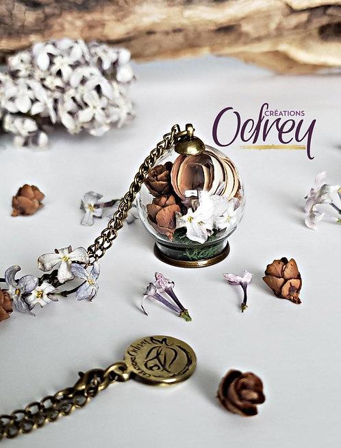 Collier Créations Odrey ''Cocotte''
