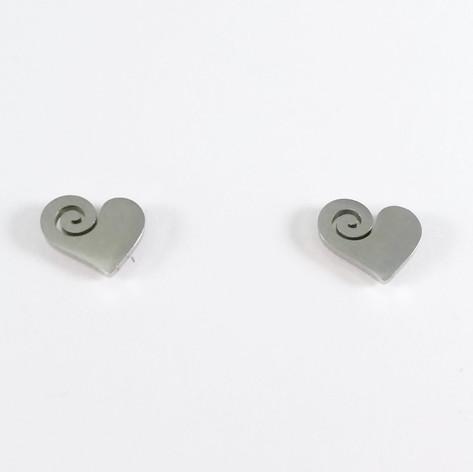 Boucles d'oreilles ''Fixe''