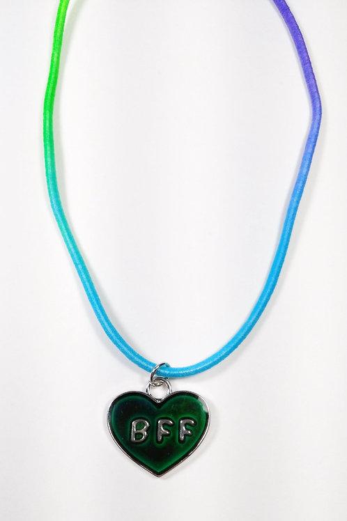 Collier pour enfants qui changent de couleur: BFF