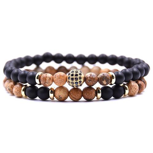 Bracelet Nomaad ''Terre''