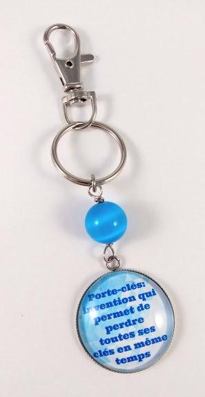 Porte-clés ''Porte-clés: invention'' (#52)