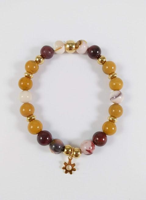 Bracelet #33 Mookaïte