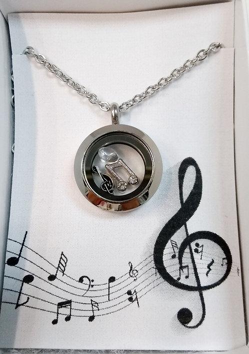 Médaillon thématique : musique