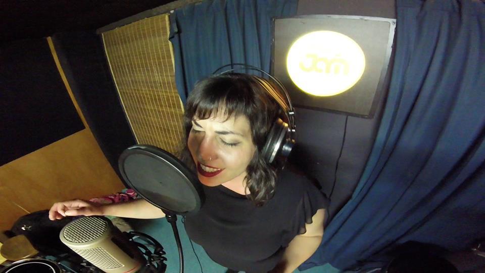 """Sofia Camina singing  """"do you see"""""""