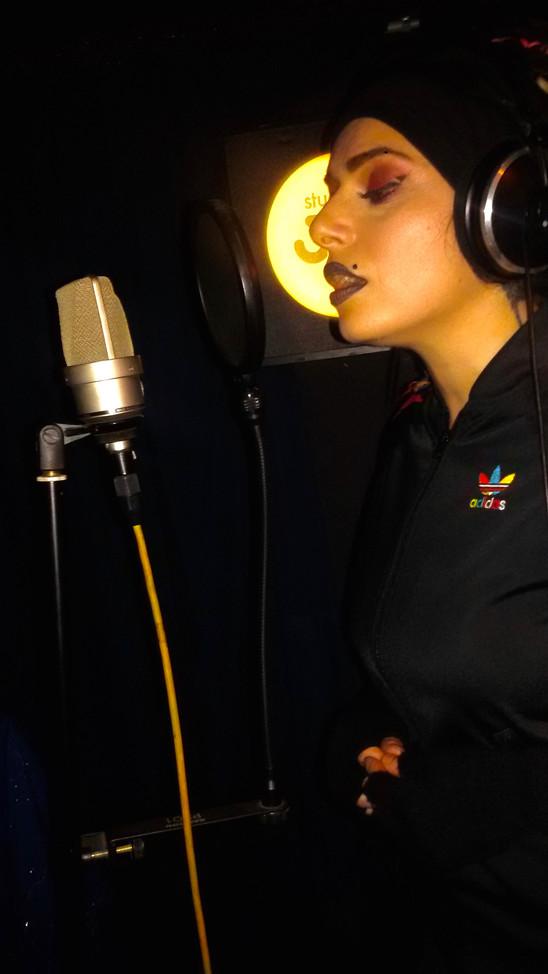 Aggelina - Vocals for Trancelatino