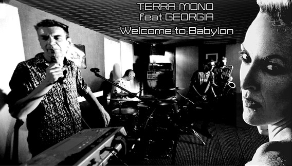 Welcome to Babylon. Hanging gardens, golden palaces and the ever-present human vanity, building monstrous towers, ignoring the consequences. This setting is presented by Terra Mono, with their new single --Welcome to Babylon-. Electronic and Dub influenced mix with traditional melodies in a Chill out and psychedelic dance mood. Nikos Bjd, the inspirer of the project, is on his journey to Babylon, with the company of Georgia Kefala [Blue] in performance, Panteli Stoikos [trumpet-kaval], Panos Papazoglou [guitars], Vassilis Baharidis [ drums], Anjie Kostaki [lyre], Chryssa Varvitsa [handpan], Yu Gi [dijeridoo], Tolis Preponis [violin] and Anabel Olala in special voice samples. The recording and mixing was done in Studio Jam, mastered by Steve Kitch and released digitally by Amadea Music.