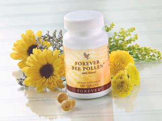Forever Bee Pollen – blómafrjókorn!