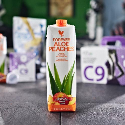 C9: Aloe Peaches & Súkkulaði