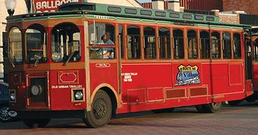 Shannon Renee Urban Trolley Exhibit