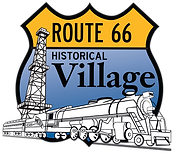 Route 66 Historical Village logo