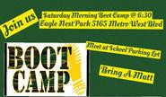 Crawford Boot Camp For Adults & Kids