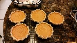 Small Sweet Potato Pies