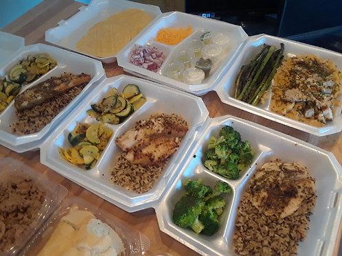 4 Meals