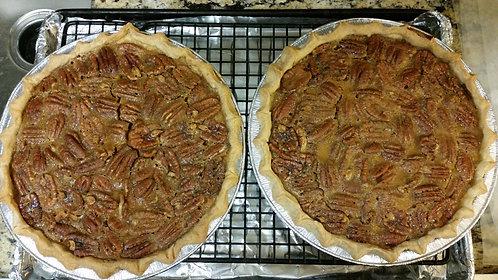 Pecan Sweet Potato Pie