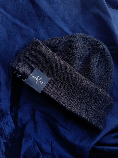 Beanie - Anchor Grey