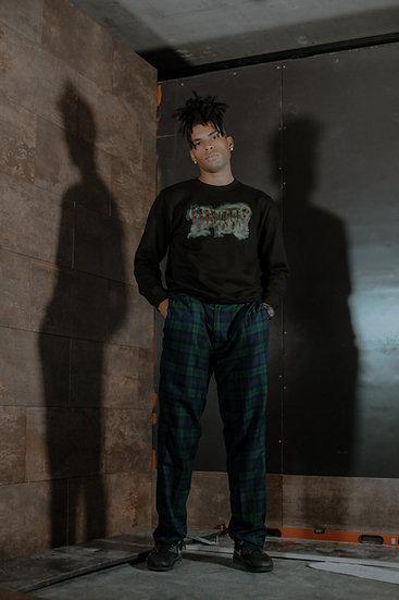 BATARIEL Blackwatch Classic Loose Trousers