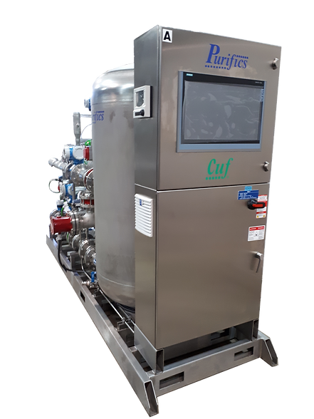 Cuf continuous ultra-filtration