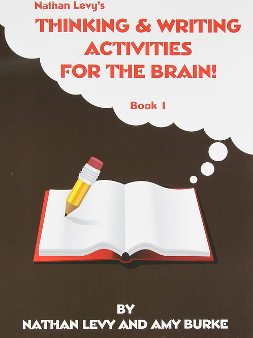Thinking & Writing Activities for the Brain: Volume 1