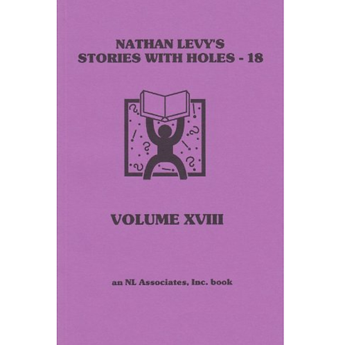 Stories with Holes: Volume 18