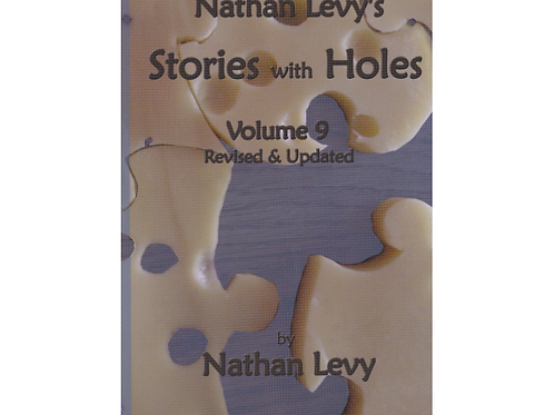 Stories with Holes: Volume 9