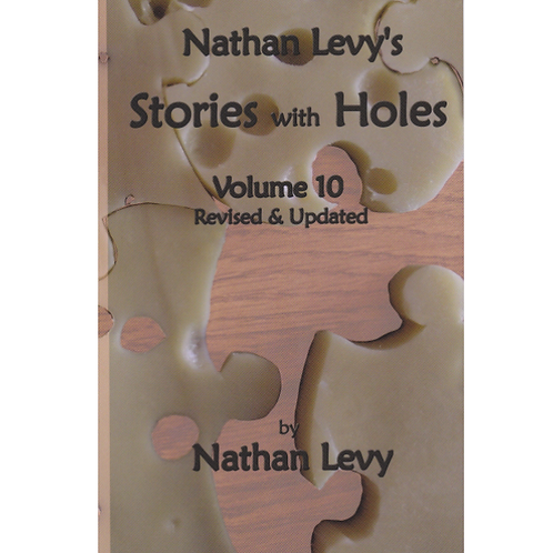 Stories with Holes: Volume 10