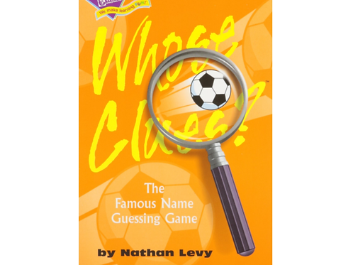 Whose Clues?  Volume 3 - Sports Heros