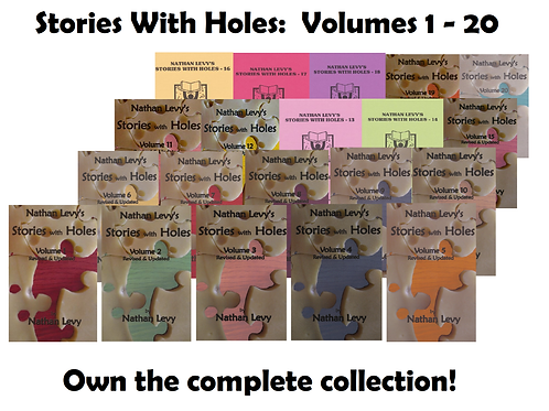 Set of 20-Stories with Holes: Volumes 1 - 20