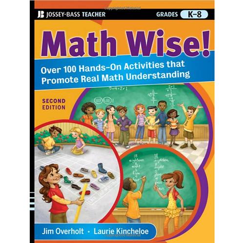 Math Wise! Grades K-8