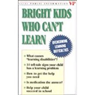Bright Kids Who Can't Learn