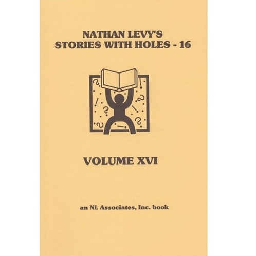 Stories with Holes: Volume 16