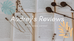 Audrey's Reviews Book Banner