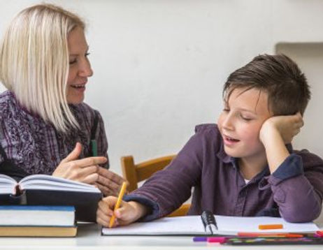 SSAT and ISEE tutor and student