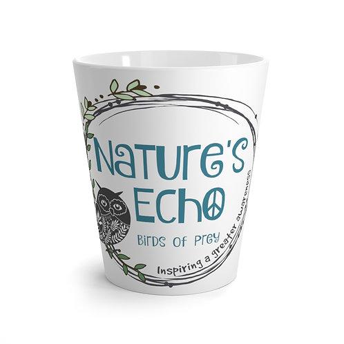 NE Latte mug