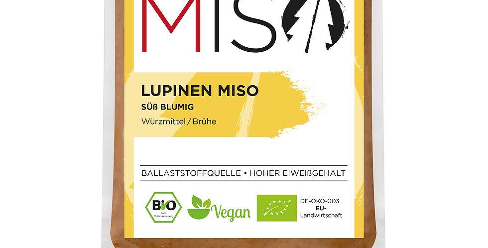 Lupinen Miso Paste 220g - naturbelassen